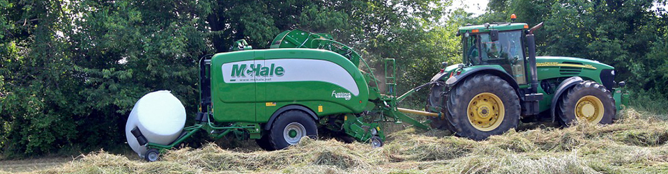 Hay Balers with Pre-Cutting Systems Can Pay Off - thehaymanager